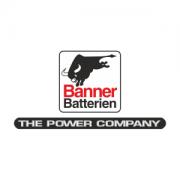 BANNER - autobaterie, nabíječky a boostery