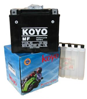 Koyo Baterie