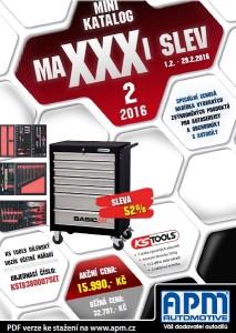 MAXXXI slevy 02/2016